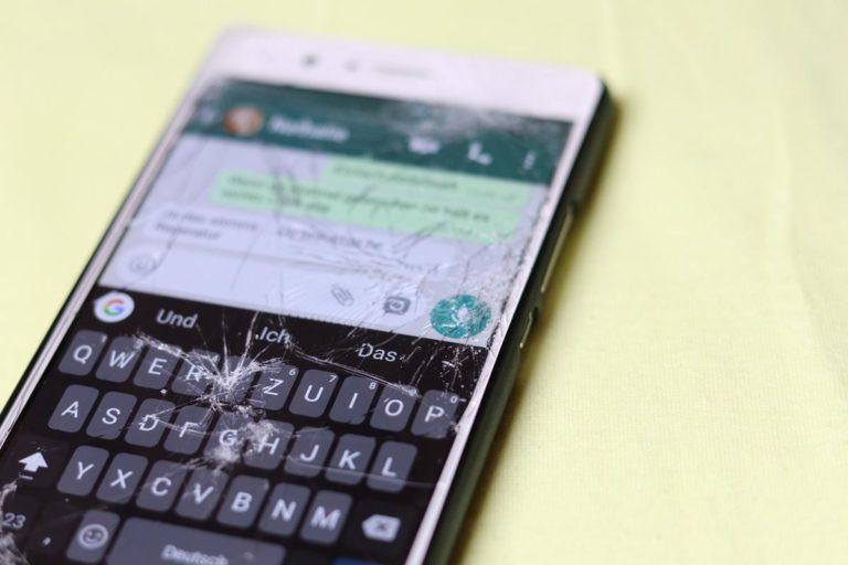 Co zrobić gdy nasz telefon zostanie uszkodzony?